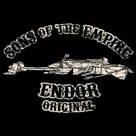 Sons Of Empire Speeder T-Shirt
