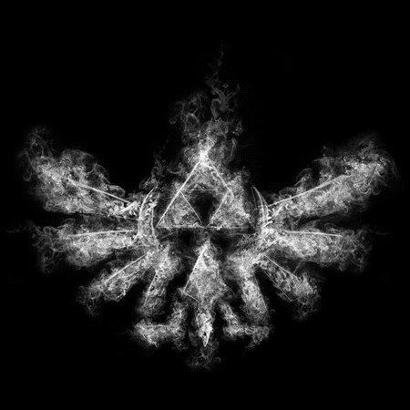 Triforce Smoke T-Shirt