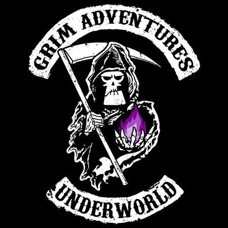 Grim Adventures T-Shirt