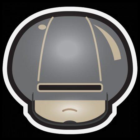 Mushroom – RoboCop T-Shirt