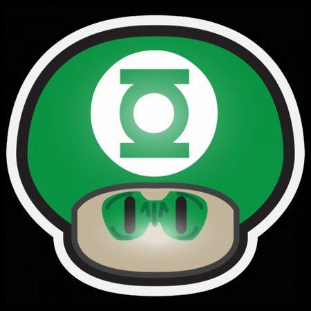 Mushroom-Lantern T-Shirt