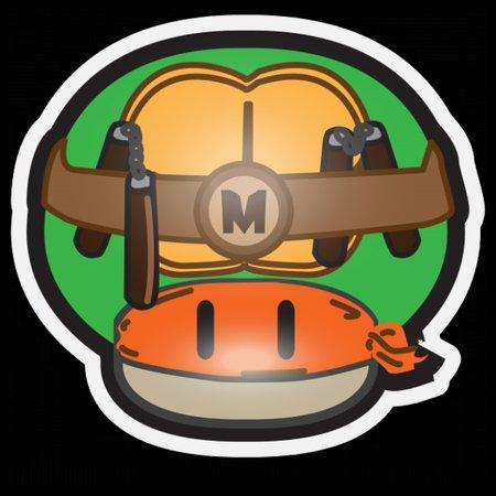 Mushroom-Mutant Turtle T-Shirt