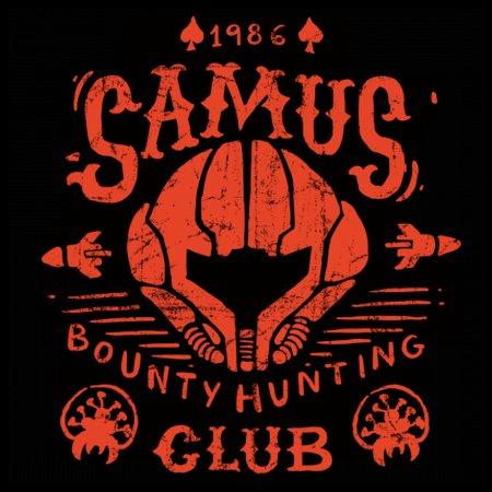 Bounty Hunting Club T-Shirt