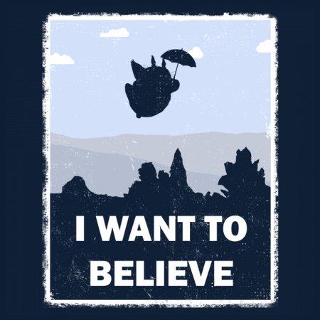 Believe In Magic Neighbors T-Shirt
