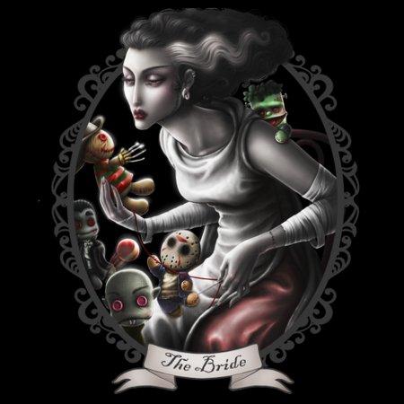 The Bride Dollmaker T-Shirt