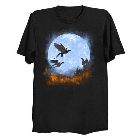 D.T. - Game of Thrones Parody T-Shirt