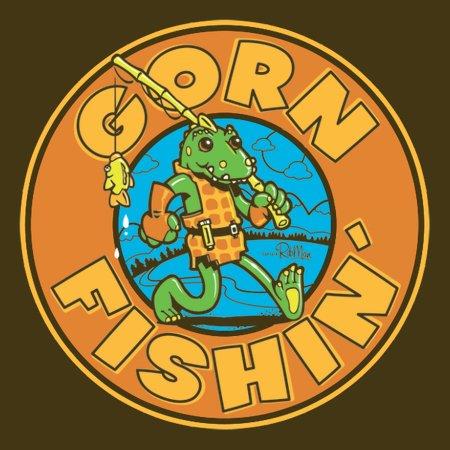 Gorn Fishin' T-Shirt