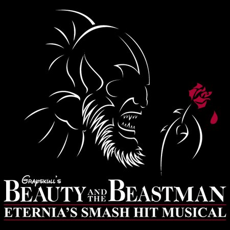 Beauty And The Beastman T-Shirt