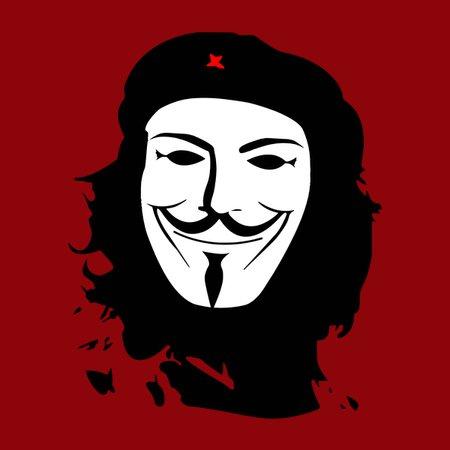 Anonymous Guevara T-Shirt