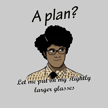 A Plan T-Shirt