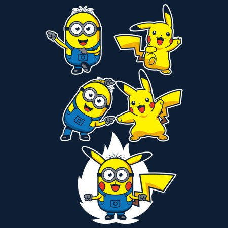 Pikaminion Fusion T-Shirt