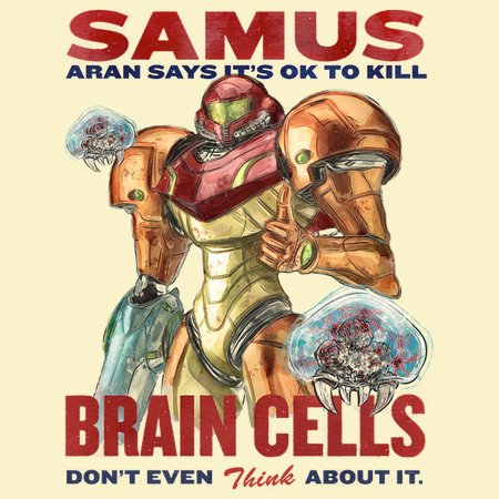 It's Ok To Kill Brain Cells T-Shirt