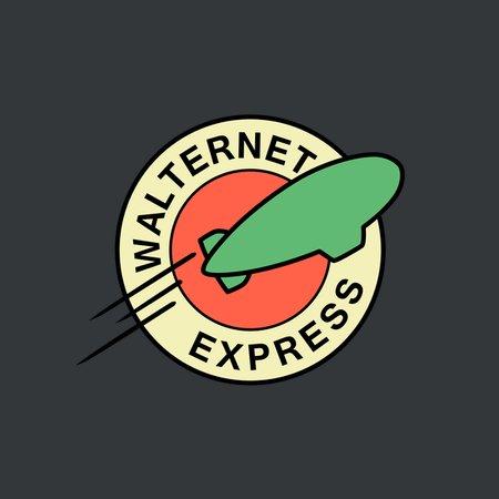 Walternet Express T-Shirt