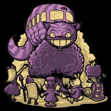 Traveling Wonderland T-Shirt