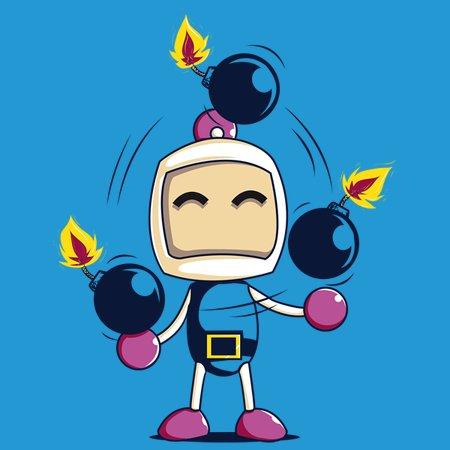 Bomb Juggler T-Shirt