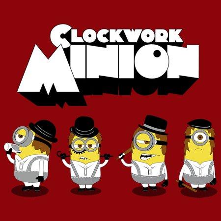 Clockwork Minion T-Shirt