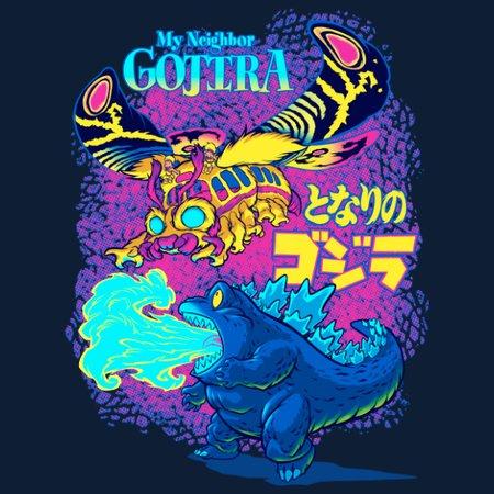 My Neighbor Gojiro T-Shirt