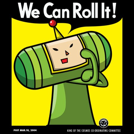 We Can Roll It! T-Shirt