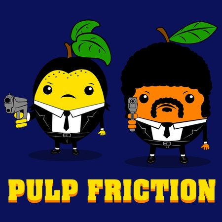 Pulp Friction T-Shirt