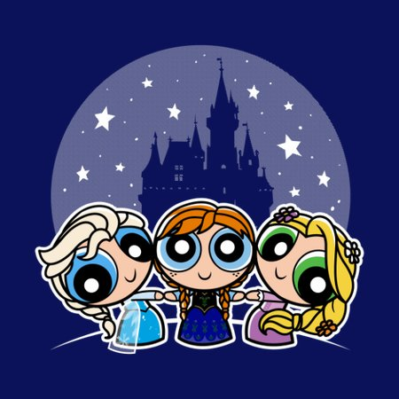 Princesspuff Girls 3 T-Shirt