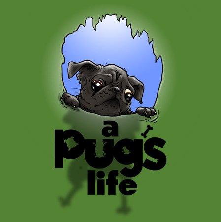 A Pugs Life T-Shirt
