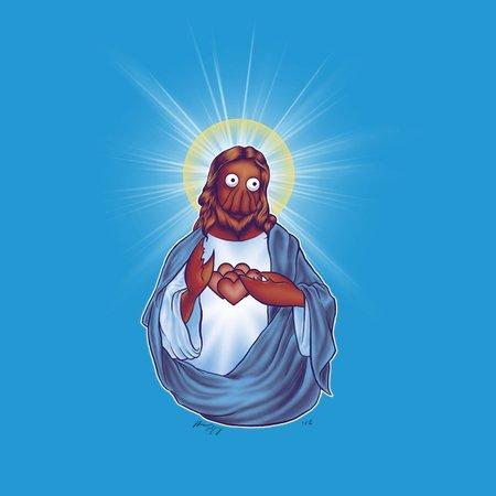 zoidberg jesus neatoshop