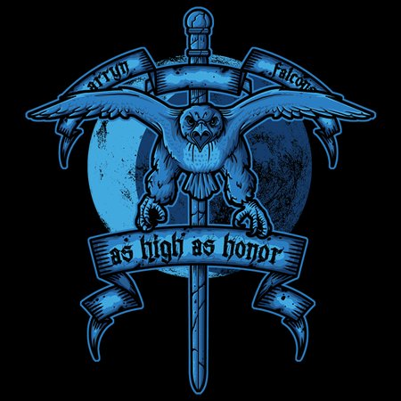 As High As Honor T-Shirt