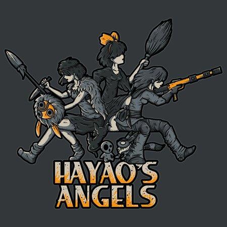 Hayao's Angels T-Shirt