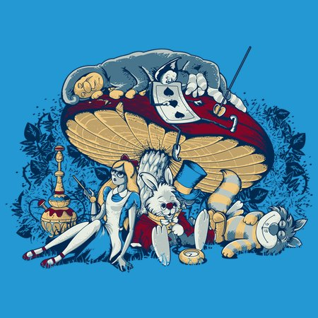 Stoned In Wonderland T-Shirt