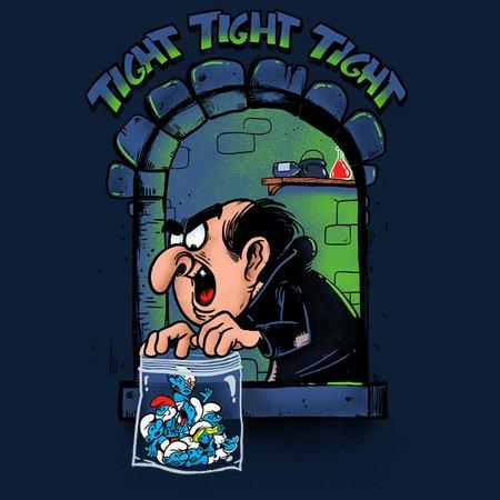 Bag Of Blue T-Shirt