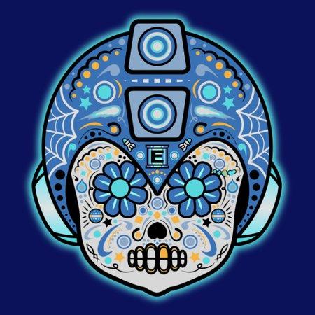 Dia De Los Mega T-Shirt thumbnail