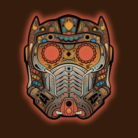 Dia De Los Guardians T-Shirt