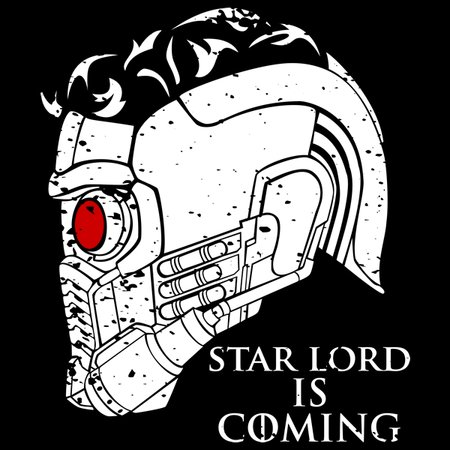 Star Lord Is Coming T-Shirt
