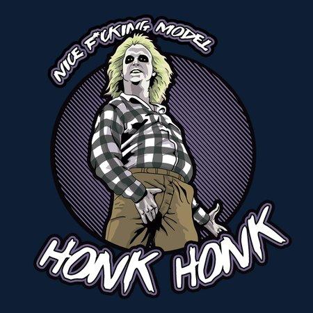 Beetlejuice Honk-Honk T-Shirt