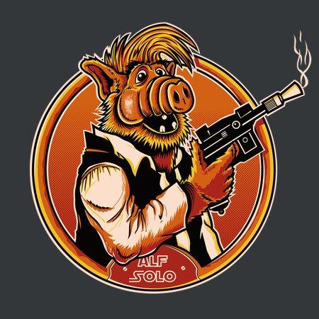 Alf Solo T-Shirt
