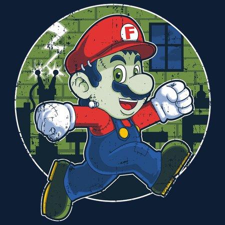Plumber Franky T-Shirt