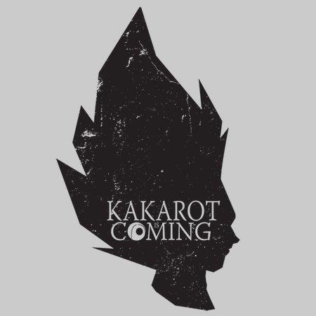 Kakarot Is Coming T-Shirt