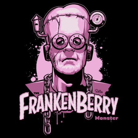 The Frankenberry Monster T-Shirt