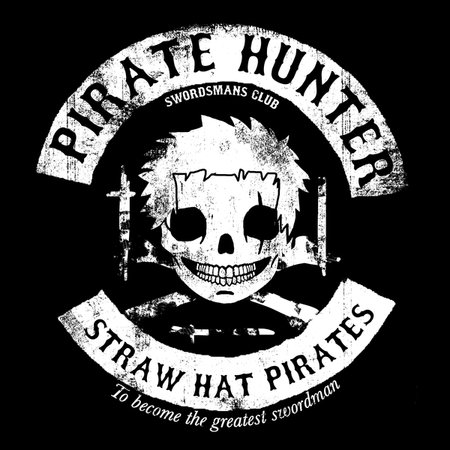 Pirate Hunters T-Shirt