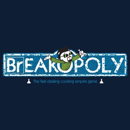 Breakopoly T-Shirt thumbnail
