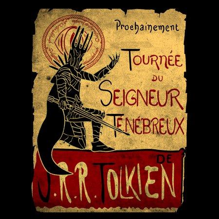 Tournee Du Seigneur Tenebreux T-Shirt