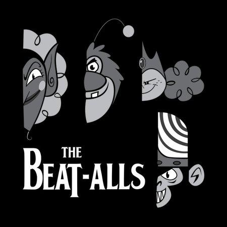 Powerpuff girls meet the beat alls