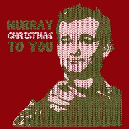 Murray Christmas To You T-Shirt