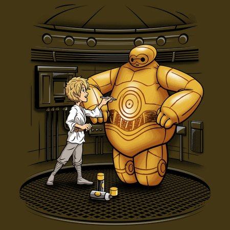 Big Hero 3po T-Shirt