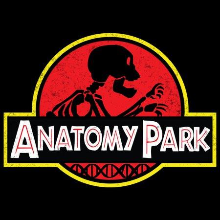 Anatomy Park And Jurassic Park By Trefrex On Deviantart