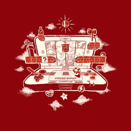 3dsmash! T-Shirt