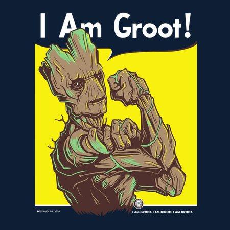 I Am Groot! T-Shirt