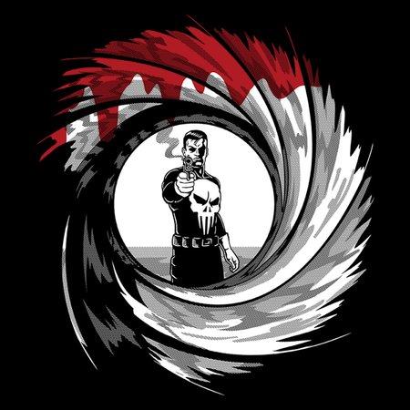 Punishment Shot T-Shirt thumbnail
