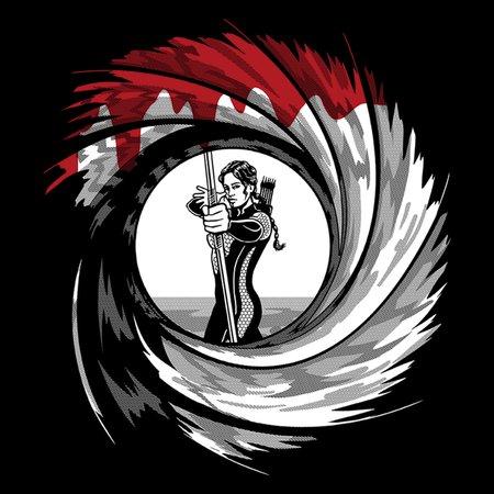 Kat Shot T-Shirt
