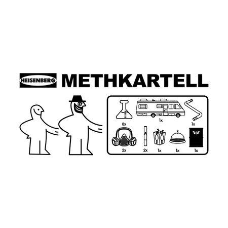 Heisenberg Methkartell T-Shirt